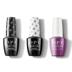 OPI - GelColor Combo - Base, Top & I Manicure for Beads-Beyond Polish
