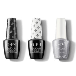 OPI - GelColor Combo - Base, Top & Isn't She Iconic!-Beyond Polish