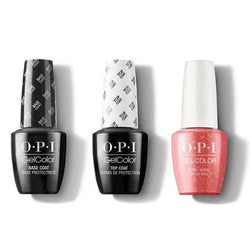OPI - GelColor Combo - Base, Top & Mural Mural On The Wall-Beyond Polish