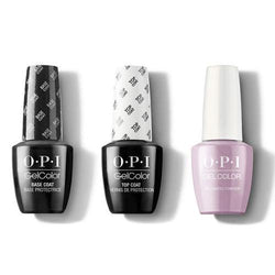 OPI - GelColor Combo - Base, Top & Shellmates Forever!-Beyond Polish