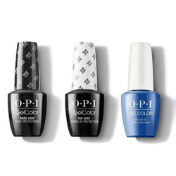 OPI - GelColor Combo - Base, Top & Tile Art to Warm Your Heart-Beyond Polish
