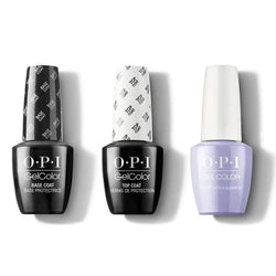 OPI - GelColor Combo - Base, Top & Youre Such A BudaPest-Beyond Polish