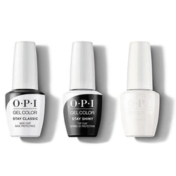 OPI - GelColor Combo - Stay Classic Base, Shiny Top & Kyoto Pearl-Beyond Polish