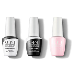 OPI - GelColor Combo - Stay Classic Base, Shiny Top & Mod About You-Beyond Polish