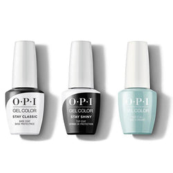 OPI - GelColor Combo - Stay Classic Base, Shiny Top & Was It All Just A Dream?-Beyond Polish