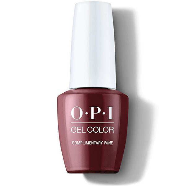 OPI GelColor - Complimentary Wine 0.5 oz - #GCMI12-Beyond Polish