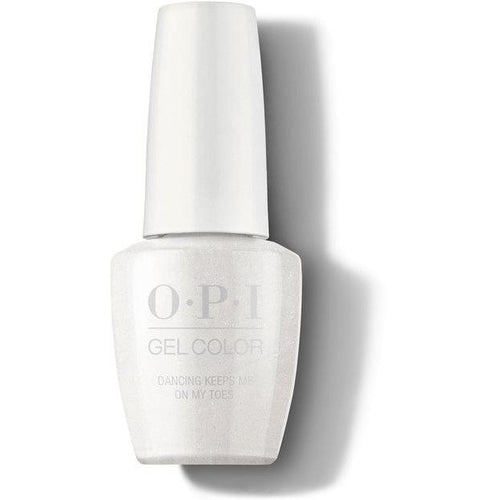 OPI GelColor - Dancing Keeps Me On My Toes 0.5 oz - #GCHPK01-Beyond Polish