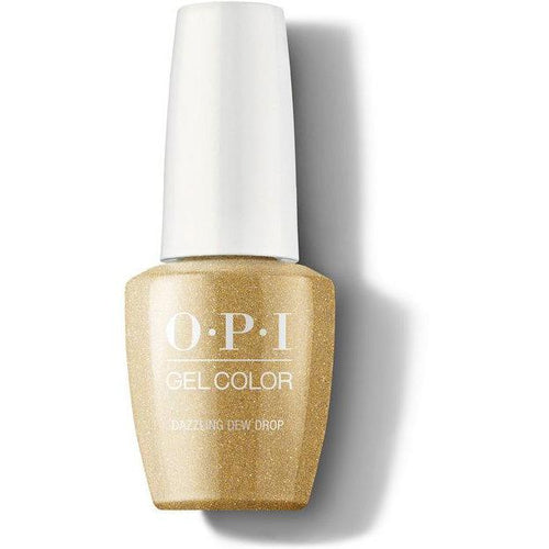 OPI GelColor - Dazzling Dew Drop 0.5 oz - #GCHPK05-Beyond Polish