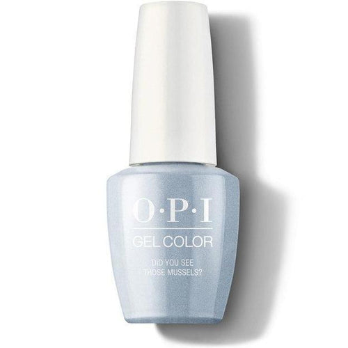 OPI GelColor - Did You See Those Mussels? 0.5 oz - #GCE98-Beyond Polish