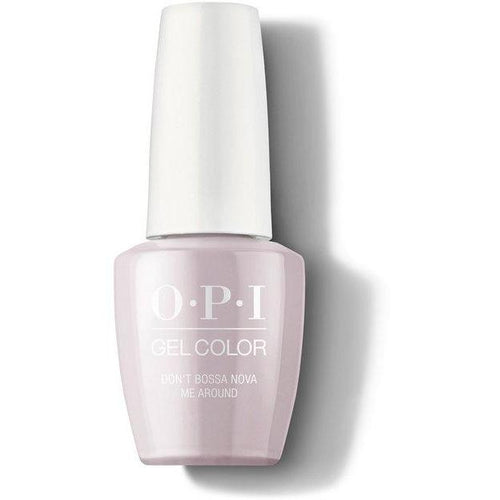 OPI GelColor - Don't Bossa Nova Me Around 0.5 oz - #GCA60-Beyond Polish