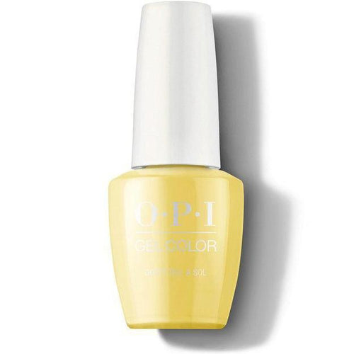 OPI GelColor - Don't Tell A Sol 0.5 oz - #GCM85-Beyond Polish