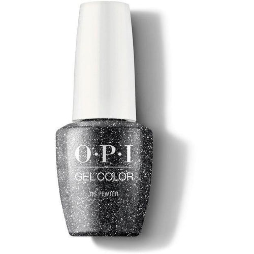 OPI GelColor - DS Pewter 0.5 oz Limited Edition! - #GCG05-Beyond Polish