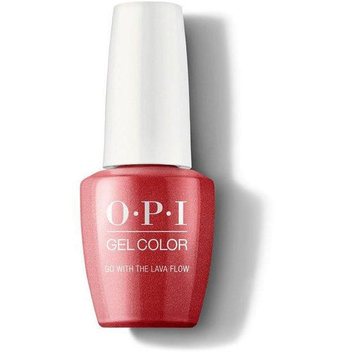 OPI GelColor - Go with the Lava Flow 0.5 oz - #GCH69-Beyond Polish