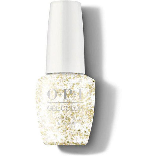 OPI GelColor - Gold Key To The Kingdom 0.5 oz - #GCHPK13-Beyond Polish