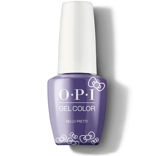 OPI GelColor - Hello Pretty 0.5 oz - #HPL07-Beyond Polish