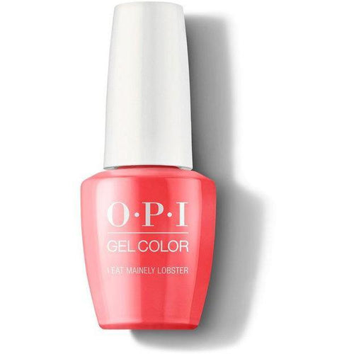 OPI GelColor - I Eat Mainely Lobster 0.5 oz - #GCT30-Beyond Polish