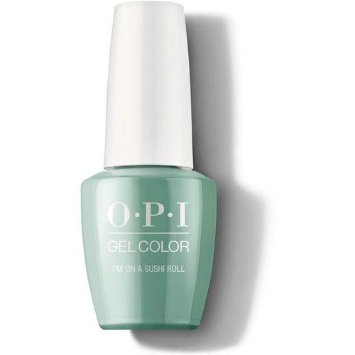 OPI GelColor - I'm On a Sushi Roll 0.5 oz - #GCT87-Beyond Polish