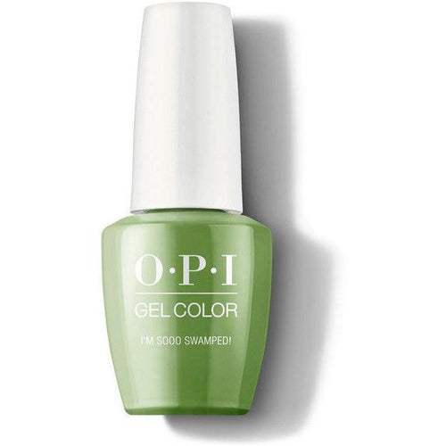 OPI GelColor - I'm Sooo Swamped! 0.5 oz - #GCN60-Beyond Polish
