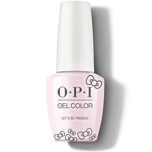 OPI GelColor - Let's Be Friends! 0.5 oz - #GCH82-Beyond Polish