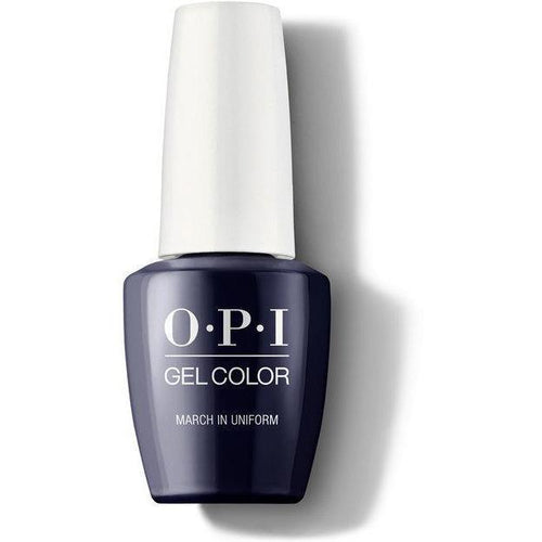 OPI GelColor - March In Uniform 0.5 oz - #GCHPK04-Beyond Polish