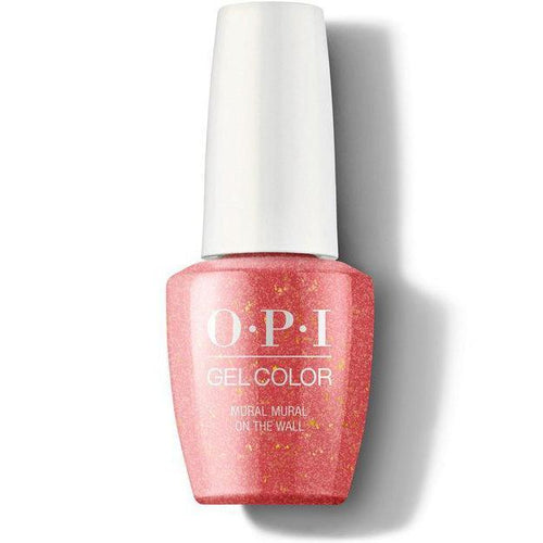 OPI GelColor - Mural Mural On The Wall 0.5 oz - #GCM87-Beyond Polish