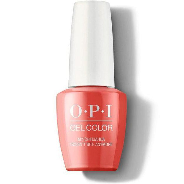 OPI GelColor - My Chihuahua Doesn't Bite Anymore 0.5 oz - #GCM89-Beyond Polish