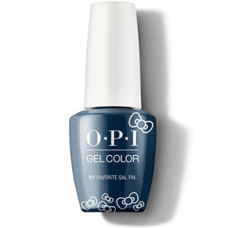OPI GelColor - My Favorite Gal Pal 0.5 oz - #HPL09-Beyond Polish
