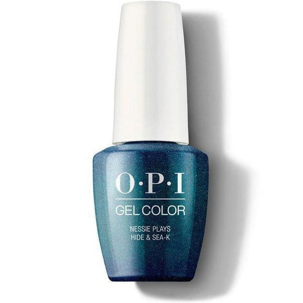 OPI GelColor - Nessie Plays Hide & Sea-k 0.5 oz - #GCU19-Beyond Polish