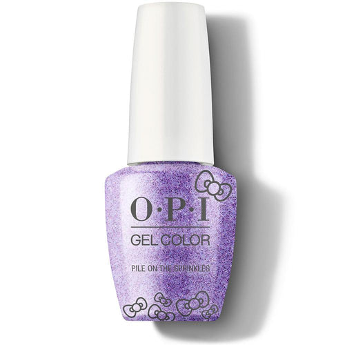 OPI GelColor - Pile On The Sprinkles 0.5 oz - #HPL06-Beyond Polish