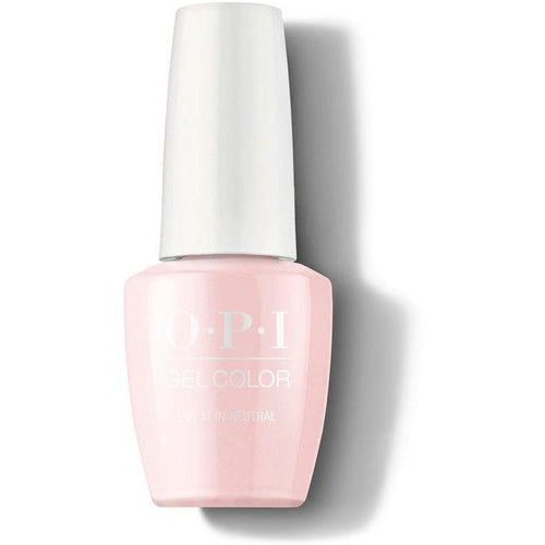 OPI GelColor - Put It In Neutral 0.5 oz - #GCT65-Beyond Polish