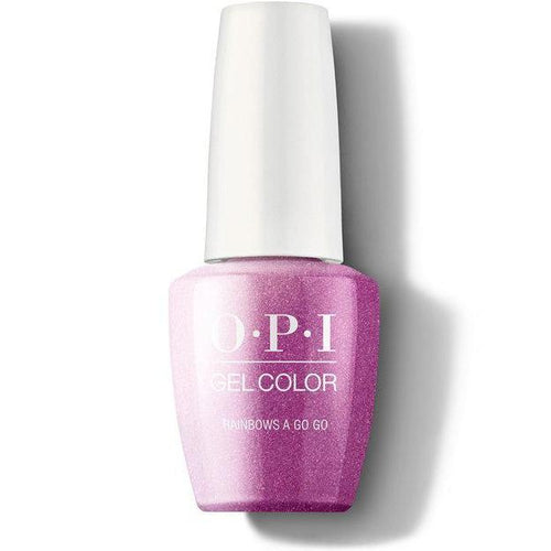 OPI GelColor - Rainbows a Go Go 0.5 oz - #GCSR4-Beyond Polish