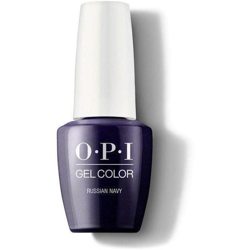 OPI GelColor - Russian Navy 0.5 oz - #GCR54-Beyond Polish