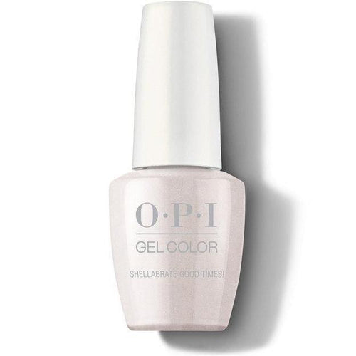 OPI GelColor - Shellabrate Good Times! 0.5 oz - #GCE94-Beyond Polish