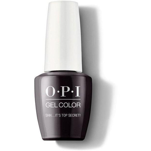 OPI GelColor - Shh...It's Top Secret! 0.5 oz - #GCW61-Beyond Polish