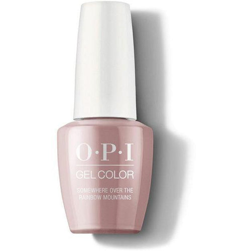 OPI GelColor - Somewhere Over the Rainbow Mountain 0.5 oz - #GCP37-Beyond Polish