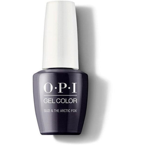 OPI GelColor - Suzi & the Arctic Fox 0.5 oz - #GCI56-Beyond Polish