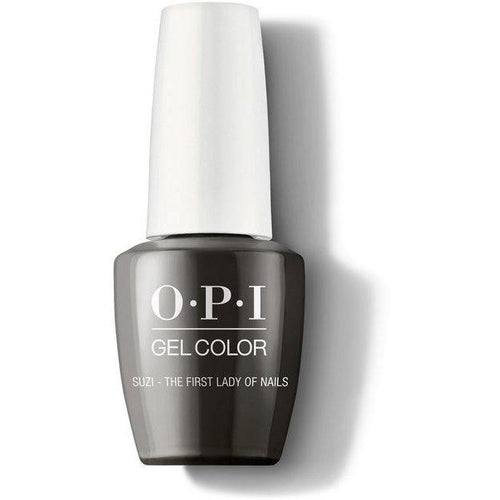 OPI GelColor - Suzi The First Lady of Nails 0.5 oz - #GCW55-Beyond Polish