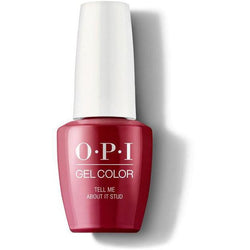 OPI GelColor - Tell Me About It Stud 0.5 oz - #GCG51-Beyond Polish