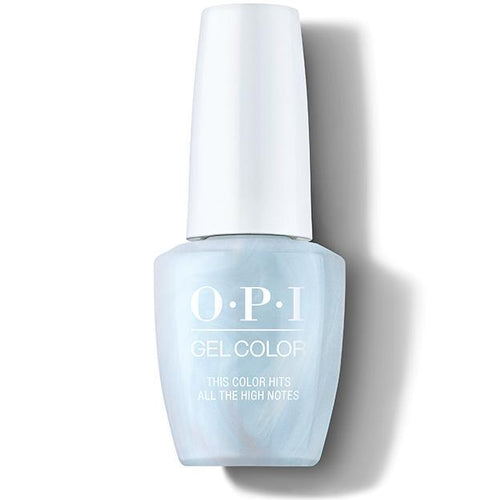 OPI GelColor - This Color Hits All The High Notes 0.5 oz - #GCMI05-Beyond Polish