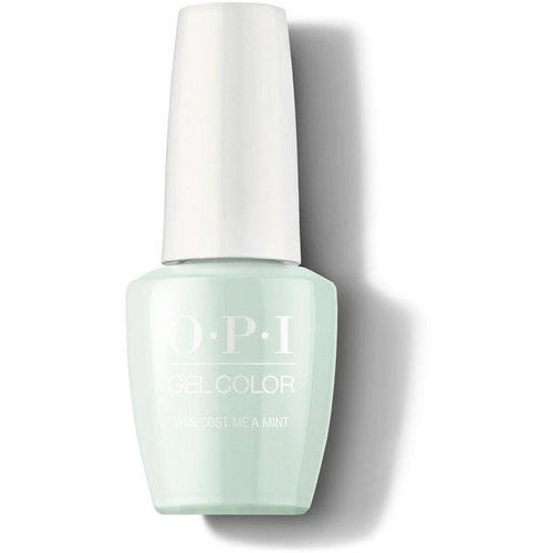 OPI GelColor - This Cost Me A Mint 0.5 oz - #GCT72-Beyond Polish
