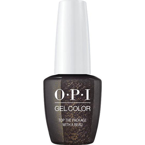 OPI GelColor - Top the Package with a Beau 0.5 oz - #HPJ11-Beyond Polish