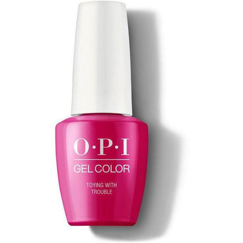 OPI GelColor - Toying With Trouble 0.5 oz - #GCHPK09-Beyond Polish