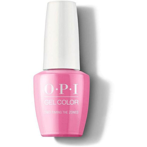 OPI GelColor - Two-Timing the Zones 0.5 oz - #GCF80-Beyond Polish