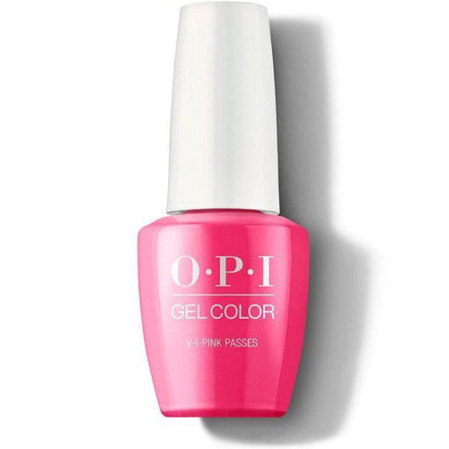 OPI GelColor - V-I-Pink Passes 0.5 oz - #GCN72-Beyond Polish