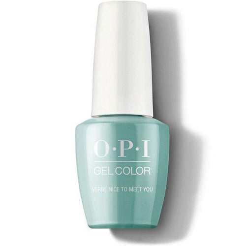 OPI GelColor - Verde Nice To Meet You 0.5 oz - #GCM84-Beyond Polish