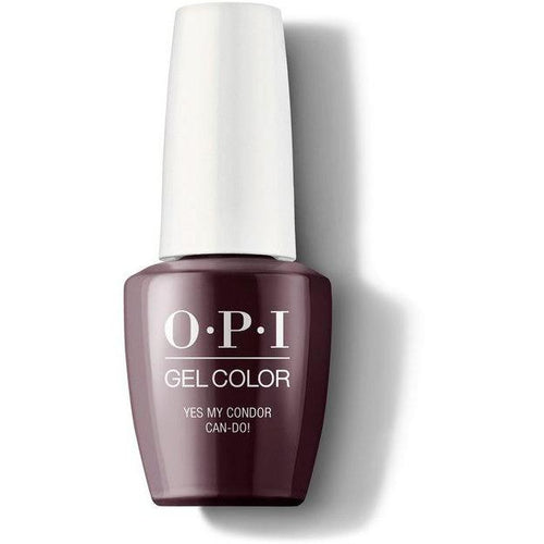 OPI GelColor - Yes My Condor Can-do! 0.5 oz - #GCP41-Beyond Polish