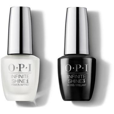 OPI Infinite Shine - Base & Top Coat 0.5-Beyond Polish