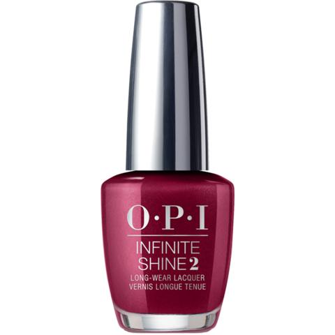 OPI Infinite Shine - Bogota Blackberry - #ISLF52-Beyond Polish