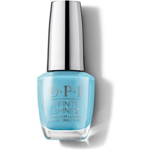 OPI Infinite Shine - Can't Find My Czechbook - #ISLE75-Beyond Polish