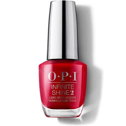 OPI Infinite Shine - Color So Hot it Berns - #ISLZ13-Beyond Polish